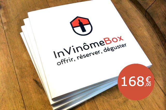 Coffret cadeau oenologie InVinômeBox4