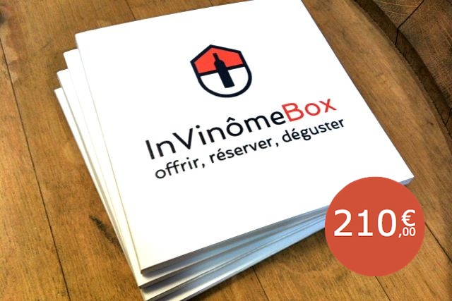 Coffret cadeau oenologie InVinômeBox5