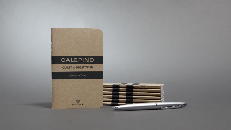 Carnet dégustation Calepino