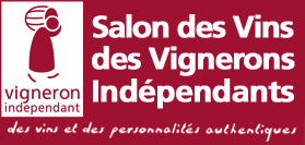 Logo Salon vignerons indépendants