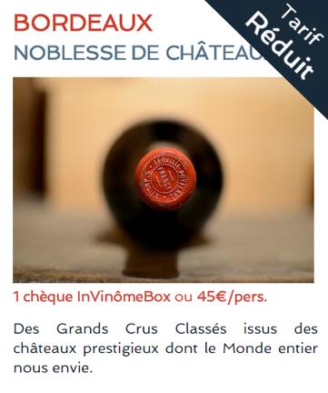 Offre comité d'entreprise Bordeaux