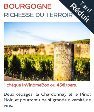 Offre comité d'entreprise Bourgogne