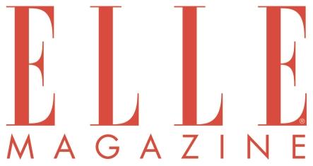 Logotype Elle magazine