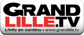 Logotype Grand Lille TV